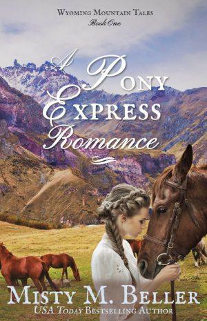 A Pony Express Romance